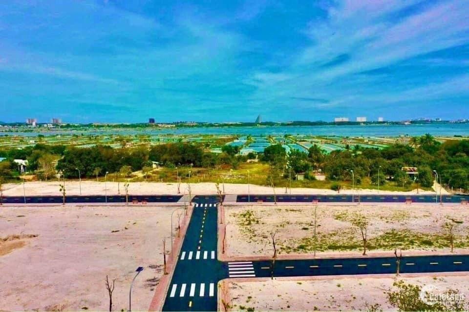 Bán Đất Cam Lâm View Đầm Thuỷ Triều Ngay Trung Tâm Chợ Cam Đức