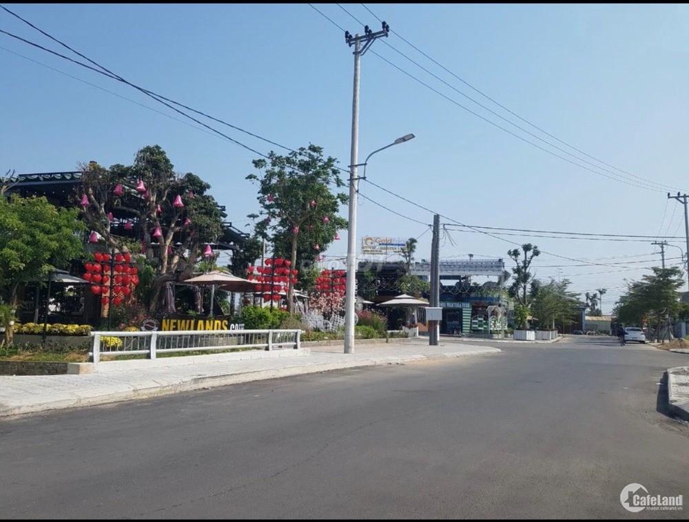 Bán Đất Nền Phân Lô KĐT Phía Nam Đà Nẵng _ Mặt tiền đường QL1A _ Sổ Đỏ