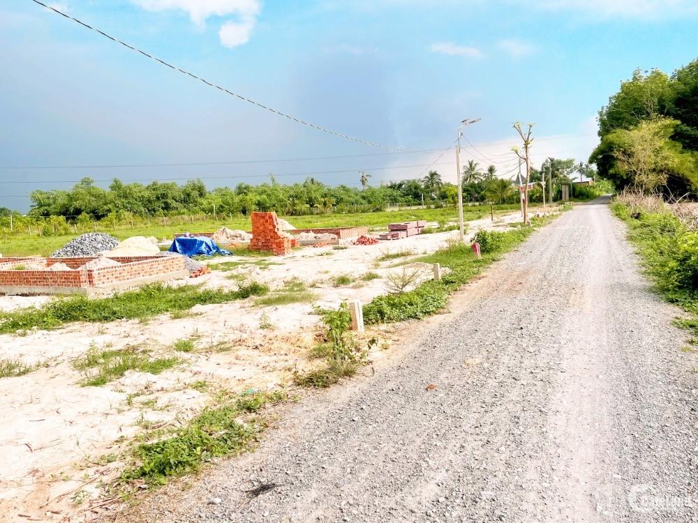 Đất nền phân lô KCN Phước Đông
