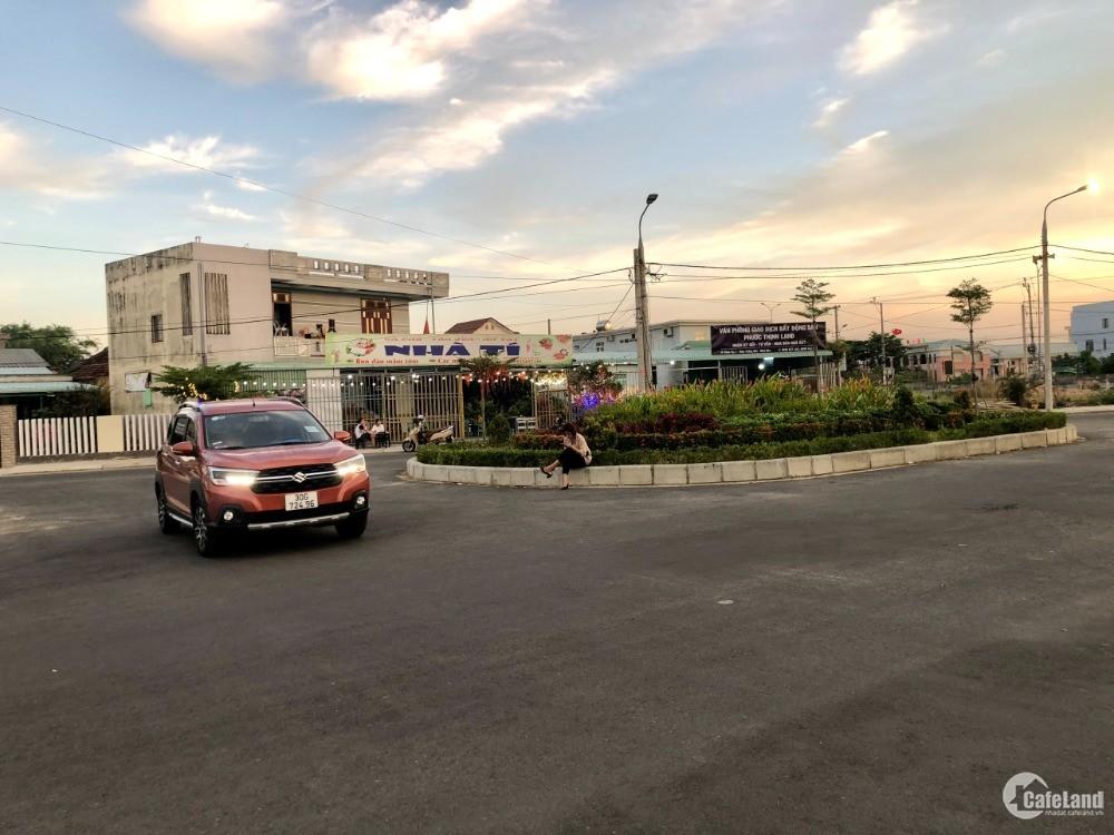 Cần gấp bán lô đất 100m2 gần ngay khu dân cư Miếu Bông - Hòa Phước