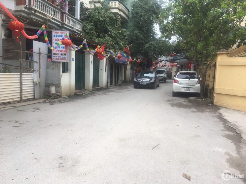 Đất thổ cư Yên Vĩnh 39.5m cách trục chính, ô tô đỗ ngày đêm 30m