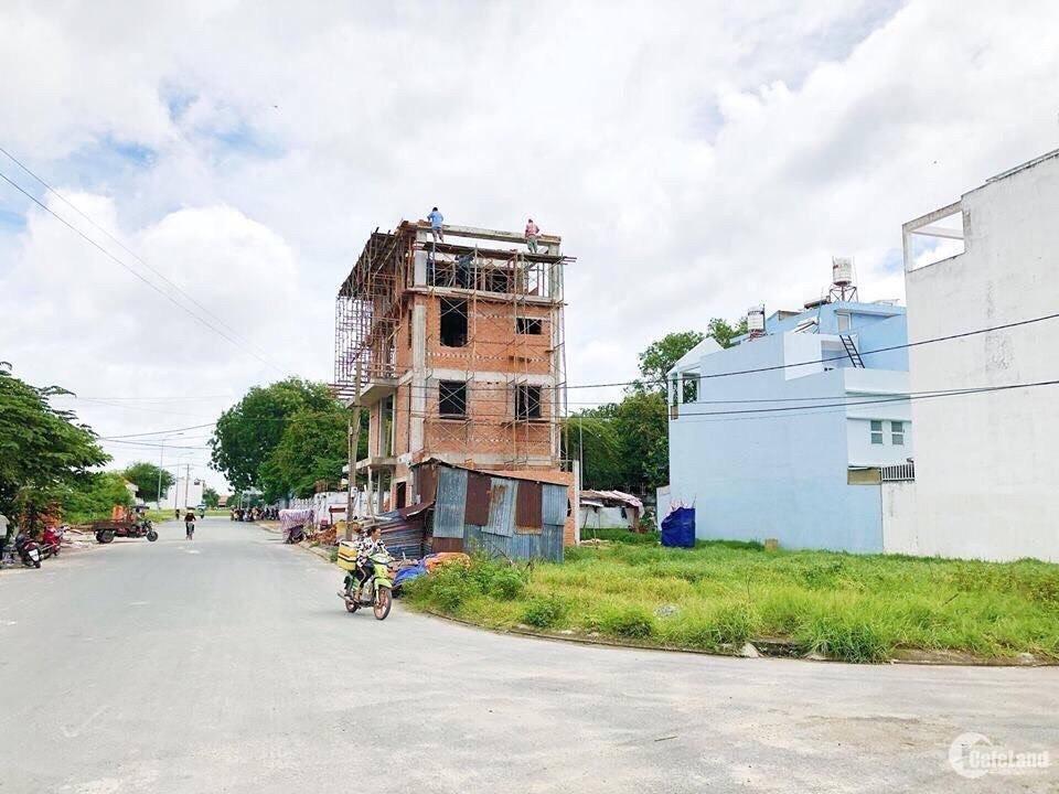 Bán nền đất F23,24 Khu dân cư Hương Sen Graden, Giá rẽ nhất khu vực