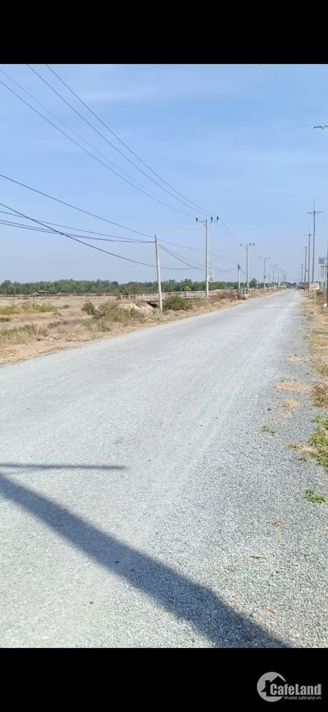 Bán đất thổ cư mặt tiền đường Tam Thôn Hiệp 9 triệu/m2.TL