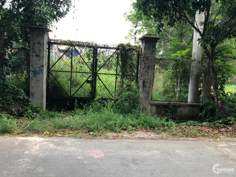 Cần bán miếng đất 72m2 tại Thới Tam Thôn, 850TR, shr.