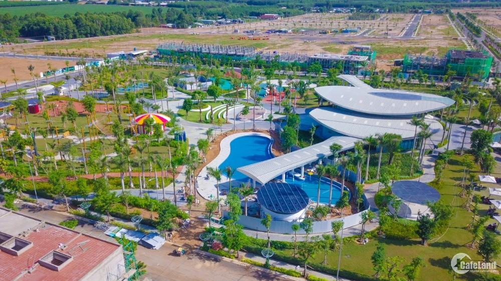 Đất nền sát Trường học và Công viên, Chỉ 900 Triệu đến nhận nền, giá gốc từ CĐT