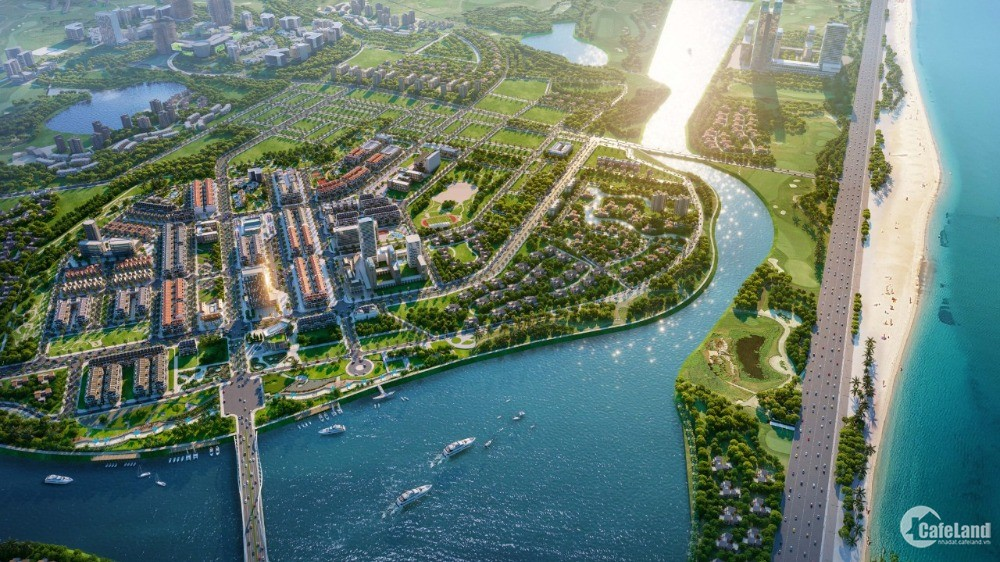 Đất nền ven biển Đà nẵng, cạnh Cocobay giá rẻ hơn thị trường 300 triệu/lô