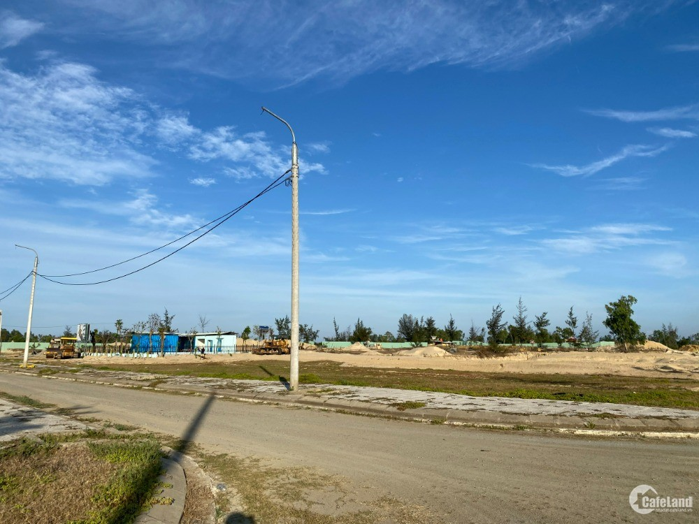 Với 280 triệu tiền vốn đầu tư đất nền sông Cổ Cò ở đâu tại nam Đà Nẵng?