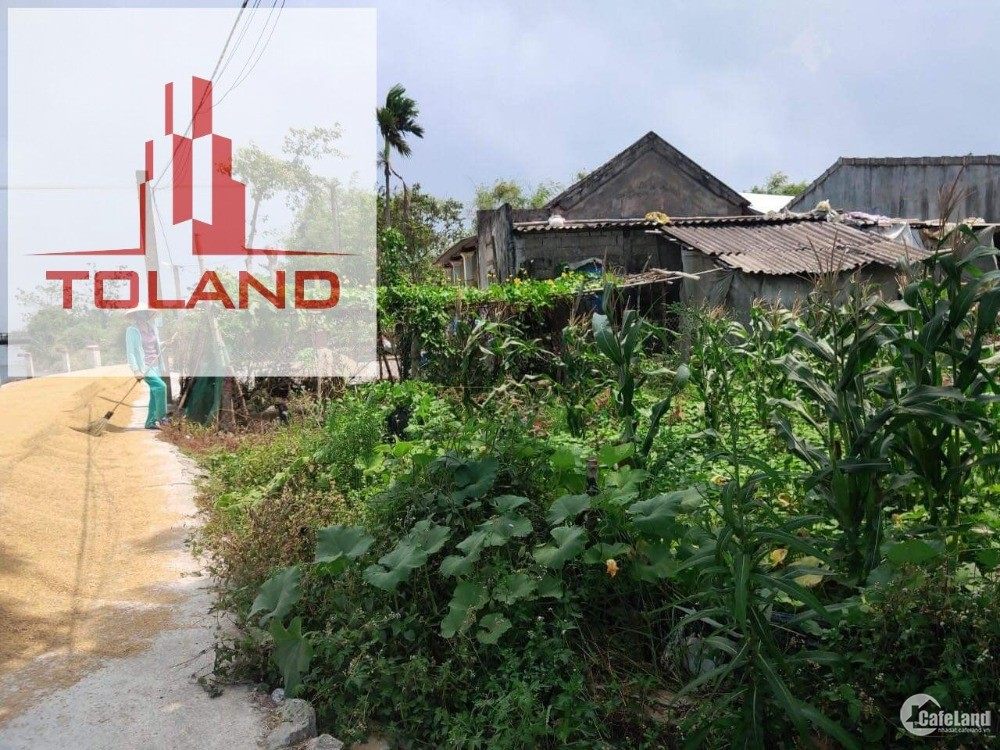 Bán đất thôn Khuông Phò Đông, xã Quảng Phước, huyện Quảng Điền, tỉnh Thừa Thiên