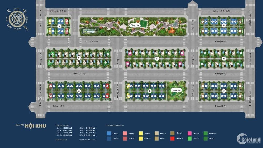 Chào bán siêu dự án Khu Đô Thị ven biển cạnh sân golf FLC