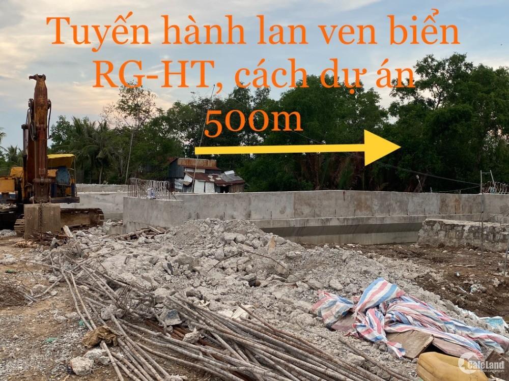 KDC Dương Minh Châu đang vào giai đoạn xây dựng nhà ở