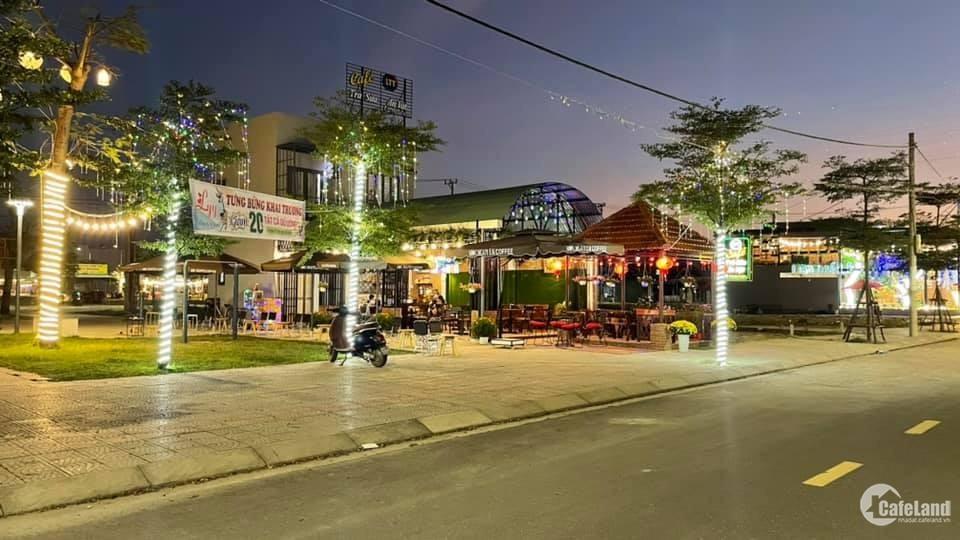 Bán đất gần trạm thu phí Đà Nẵng, Giá Rẻ, Sổ Đỏ 125m2, Đường nhựa 13m5