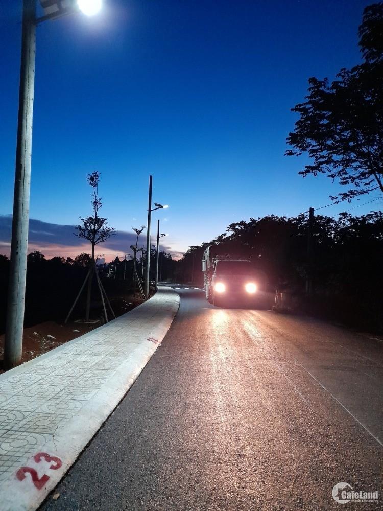 Bán lô đất ngay đường Trần Phú, sổ hồng riêng. Cách vòng xoay Hắc Dịch 1.5km