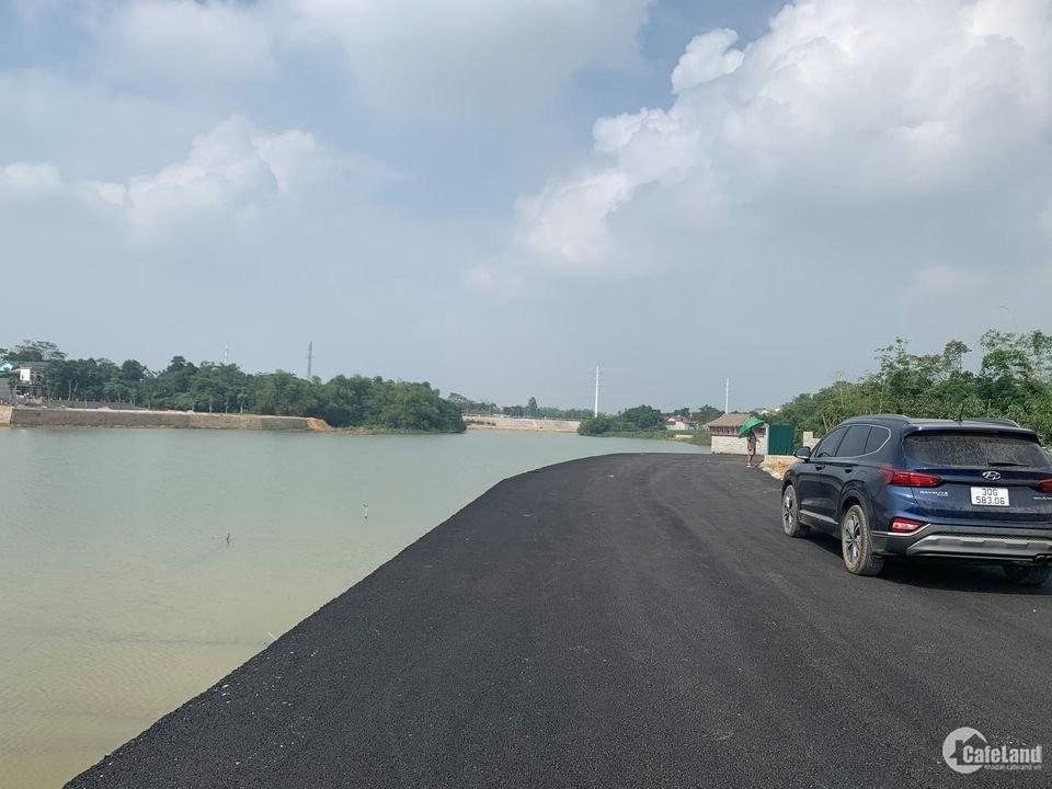 Bán đất view sông dành cho khách hàng VIP