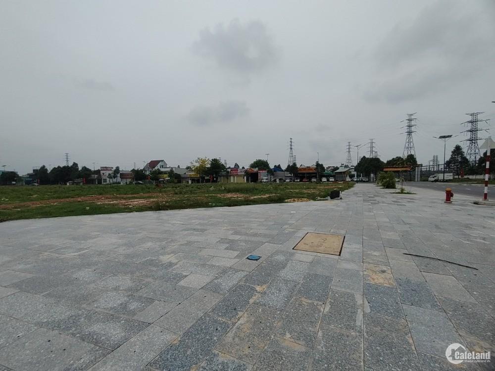 Cần đăng bán đất nền trục chính đường Võ Văn Kiệt Phú Tân, Thủ Dầu Một.