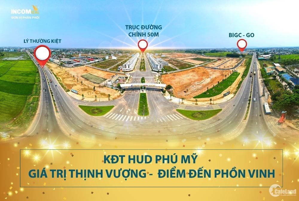 Bán đất khu đô thị Phú Mỹ thành phố Quảng Ngãi