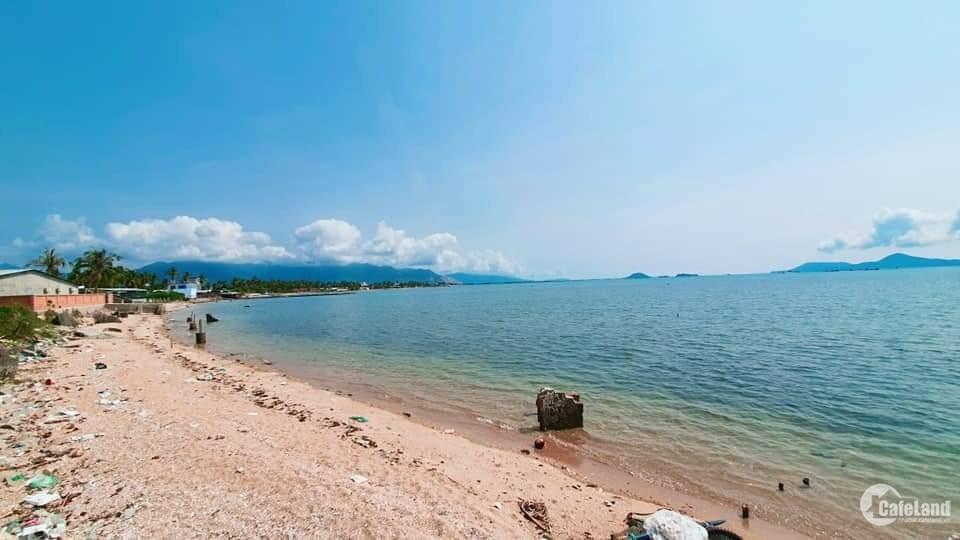 Duy nhất đất ven biển xã Vạn Lương, khu kinh tế Bắc Vân Phong, tỉnh Khánh Hòa