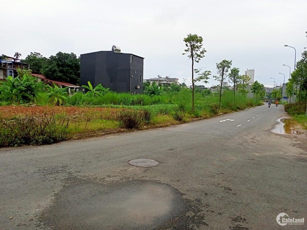 Bán đất phân lô, ô tô tránh, KĐT Đồng Trầm Đá,Việt Trì, Phú Thọ, 80m2, 27.5tr/m