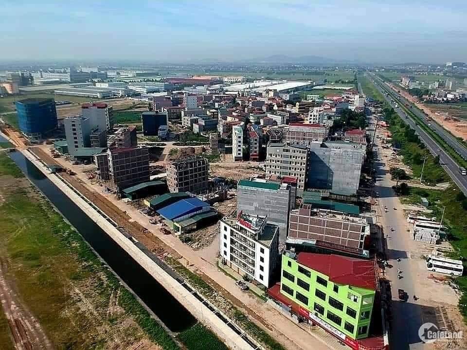 Cần bán vài lô đất tại KCN Quang Châu Việt Yên Bắc Giang