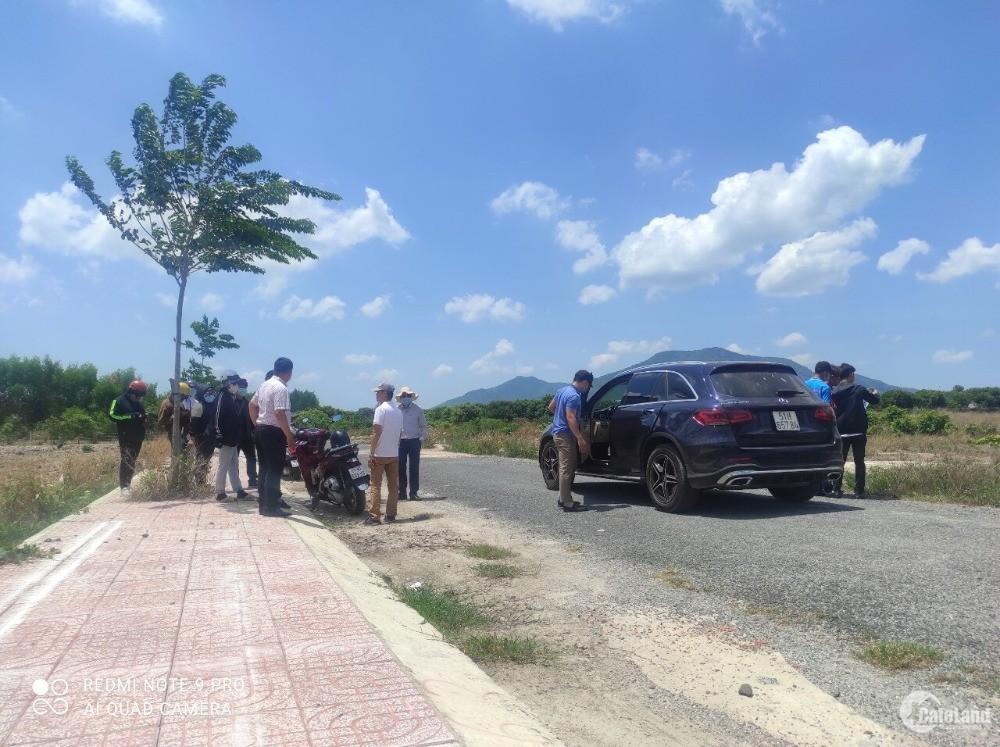Bán đất Phú Mỹ  BRVT giá 1.9tr/m2 diện tích lớn xây nhà vườn