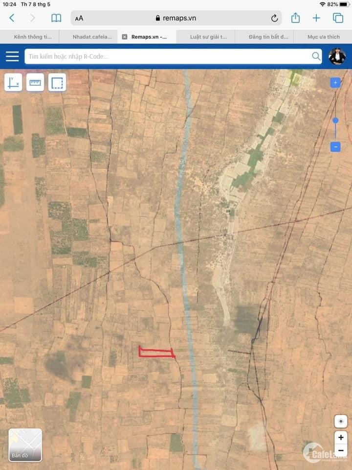 Diện tích nhỏ cực hiếm 3335,7m2 gần ngã tư đường liên huyện - 0931156661