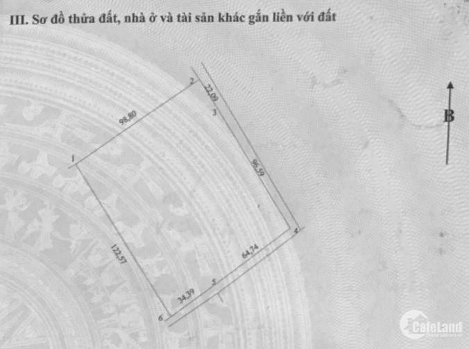 Đất 2 MẶT TIỀN ĐƯỜNG, vuông vức cực đẹp, GIÁ CHỈ 1,2 TỶ, sẵn sổ LH ngay