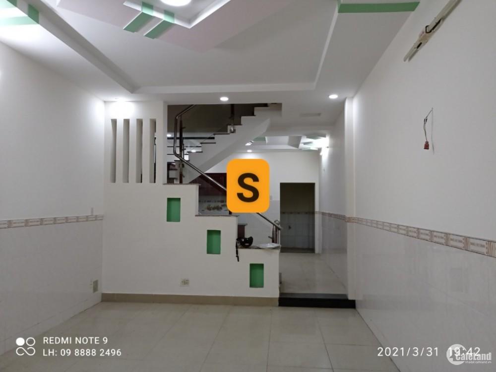 Góc 2 mặt tiền Tân Sơn Nhì - 4,3 x 17m - Trung Tâm Tân Phú
