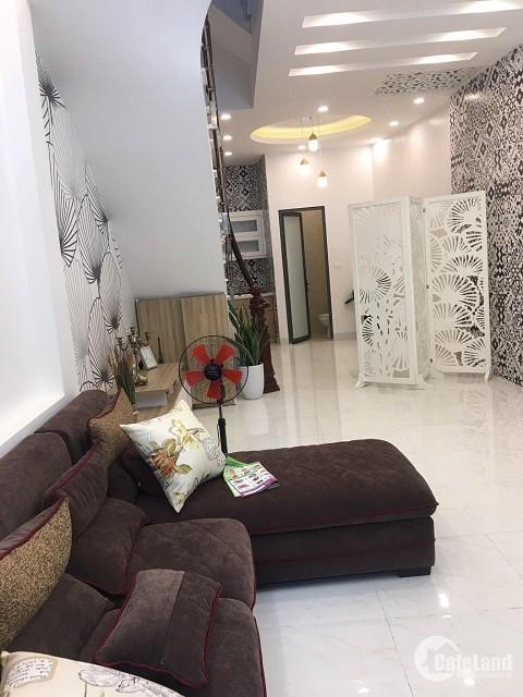 Bán nhà mới Kim Ngưu, 55m2, 8P cho thuê, doanh thu ổn, nhỉnh 4 tỷ
