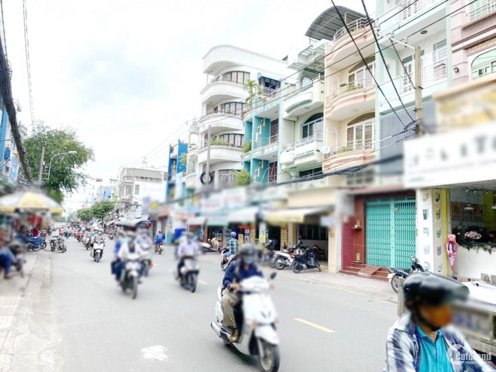 4.2*14m/1lầu 2mặt tiền chính Hưng Phú P10 Q8