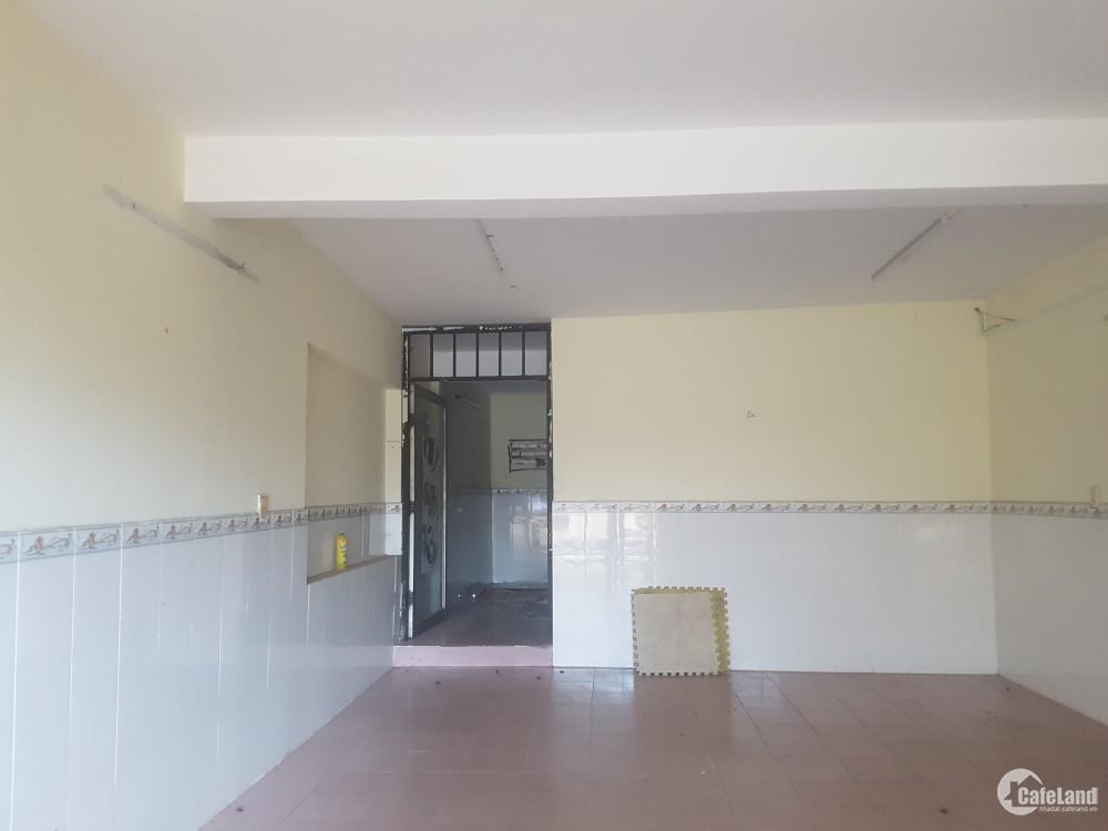 Cho thuê mặt bằng 1 trệt 3 tầng đường 30/4 P11, TPVT Giá 8 triệu/tháng