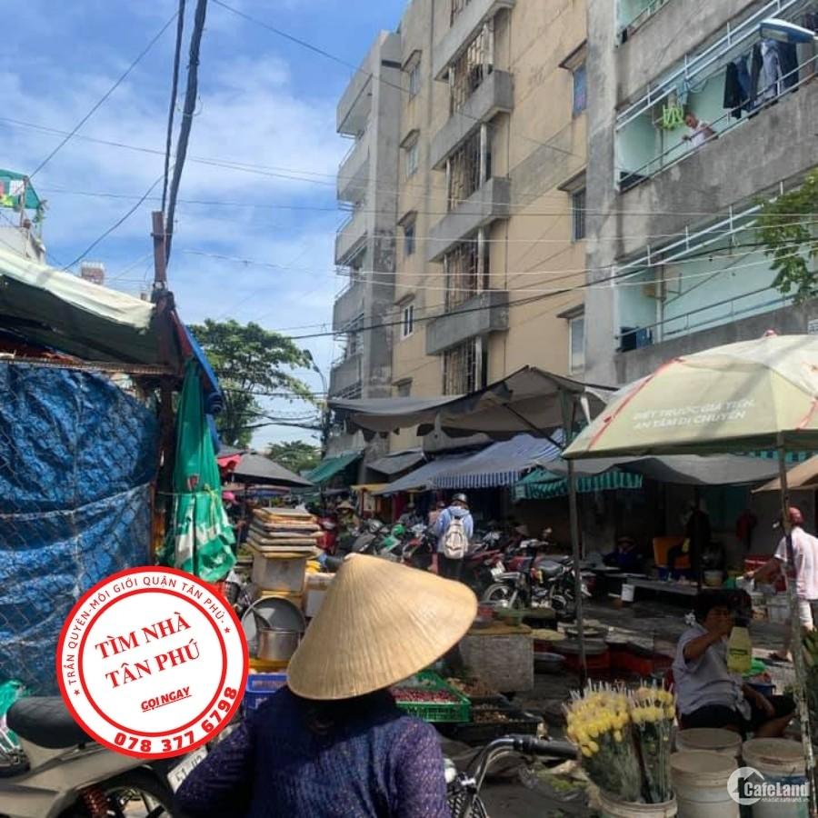 Nhà bán quận tân phú dưới 5 tỷ,Khuông Việt, 33m2, Chỉ 4.5 tỷ.