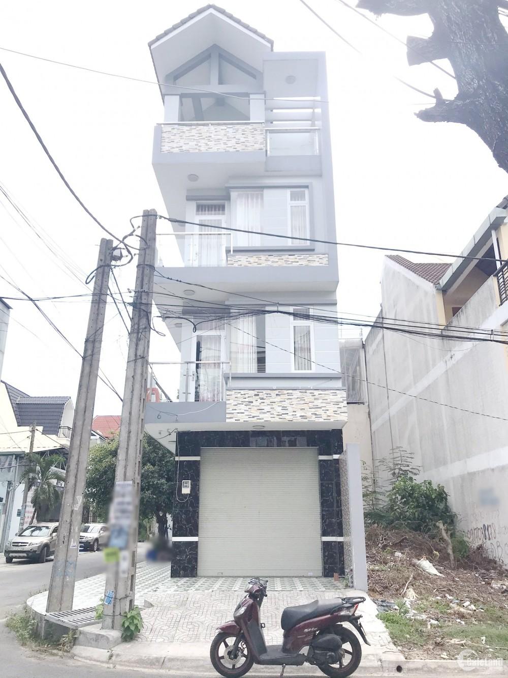 Nhà căn góc mặt tiền đường số KDC Bình Hưng,Bình Chánh