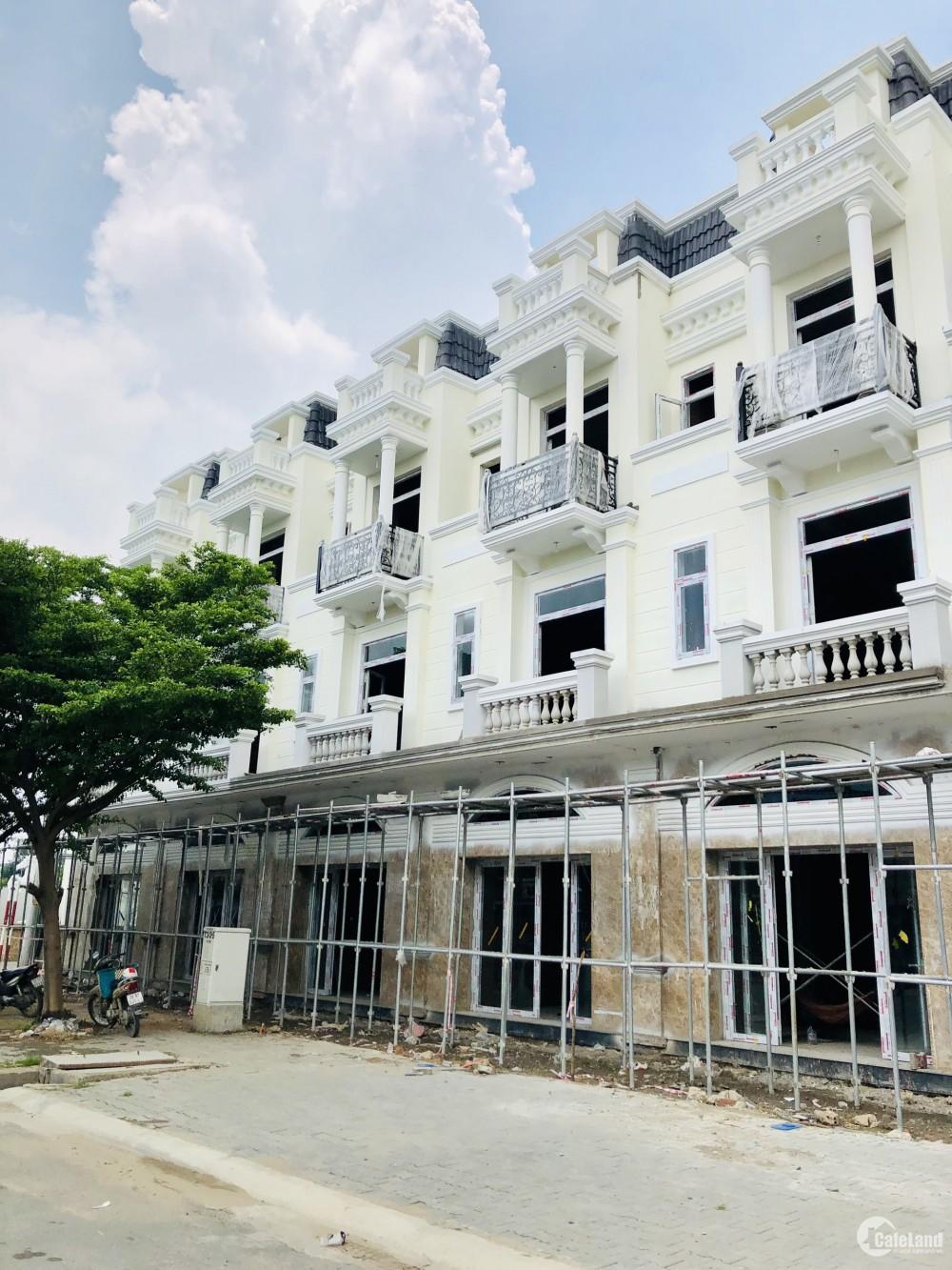 Nhà phố Phú Hồng Thịnh hợp tác với Danh Việt Group xứng đáng để đầu tư, nâng