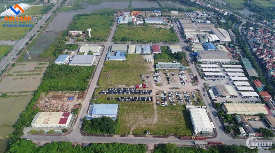 Chính chủ cho thuê kho xưởng KCN Hà Nội Đài Tư, 10.000m2,  chân cầu Thanh Trì.