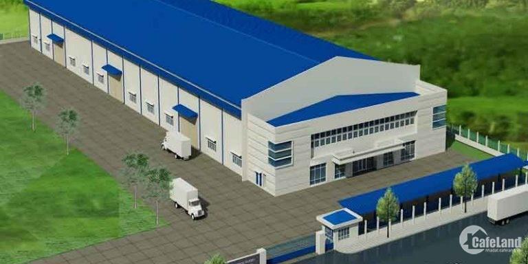 Cho thuê xưởng 6000m2 KCN Quế Võ 3, đủ đk đăng ký EPE, trạm điện 1500KVA