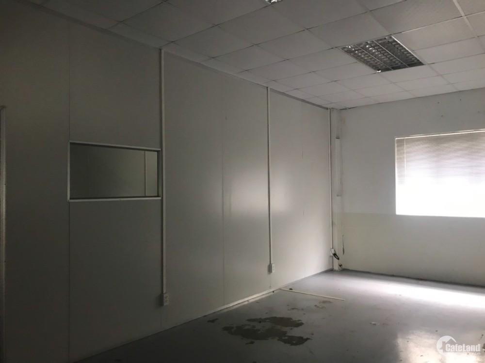 Cho thuê xưởng 800m2 KCN Tiên Sơn, đầy đủ nhà vệ sinh, vp. Giá 60 triệu/tháng