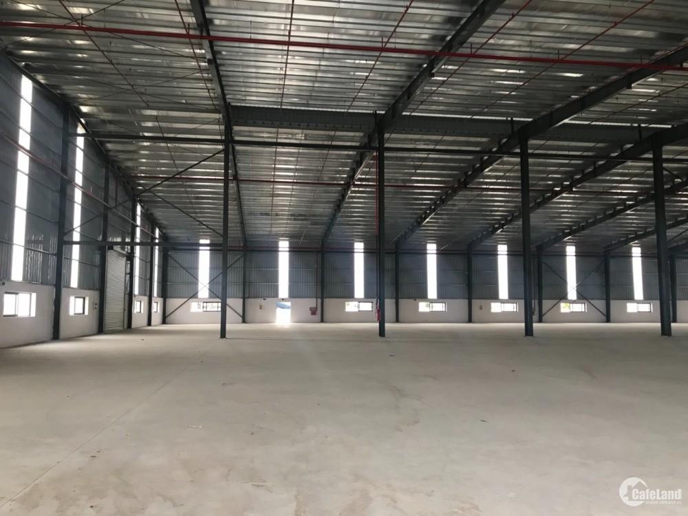 Cho thuê nhà xưởng dt 2000m2, 3000m2, 5000m2, 10.000m2 KCN Phố Nối Hưng Yên