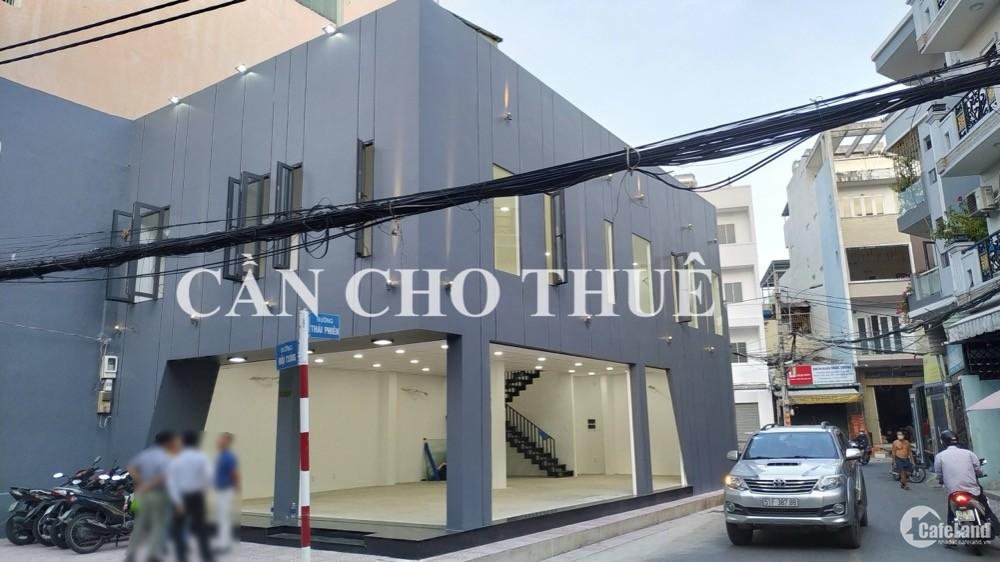 Cho Thuê Nhà Góc 2 Mặt Tiền 147E Đội Cung & Thái Phiên Q11
