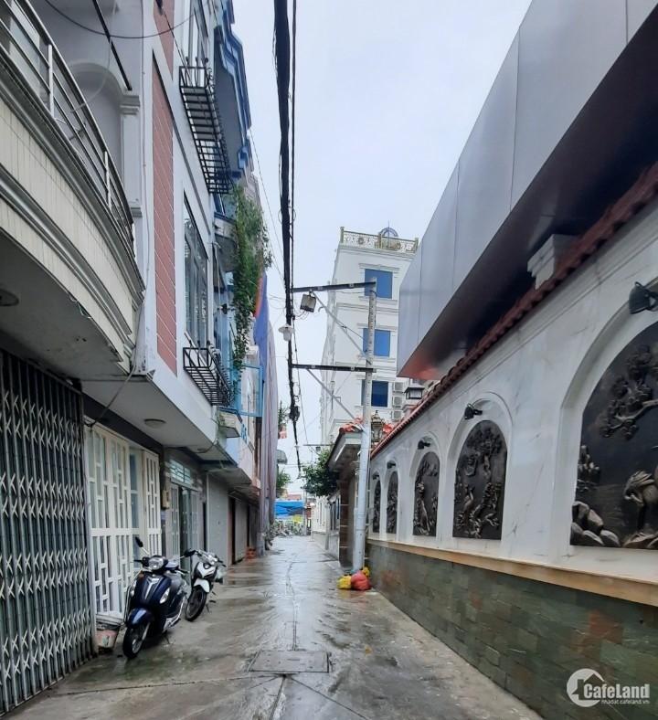 Cho thuê nhà HXH Quang Trung, P14, Gò Vấp, 4x9m, 1 trệt, 2 lầu, 7 triệu/tháng