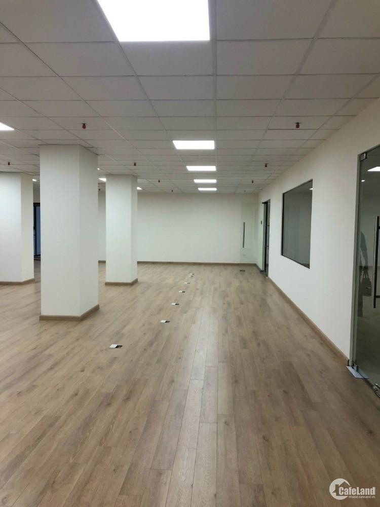 Cho thuê gấp văn phòng tòa 282 Nguyễn Huy Tưởng giá siêu rẻ, còn duy nhất DT146