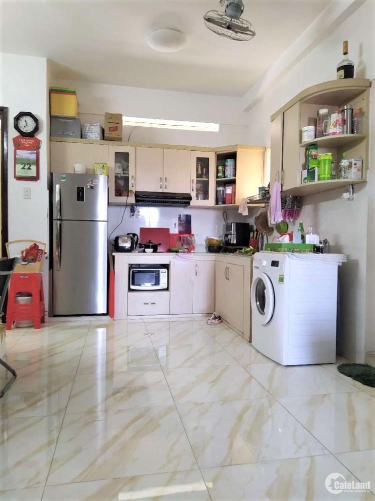 Bán căn số 18 lầu 17 Chung cư Nguyễn Ngọc Phương, P 19, Bình Thạnh, 54m2,