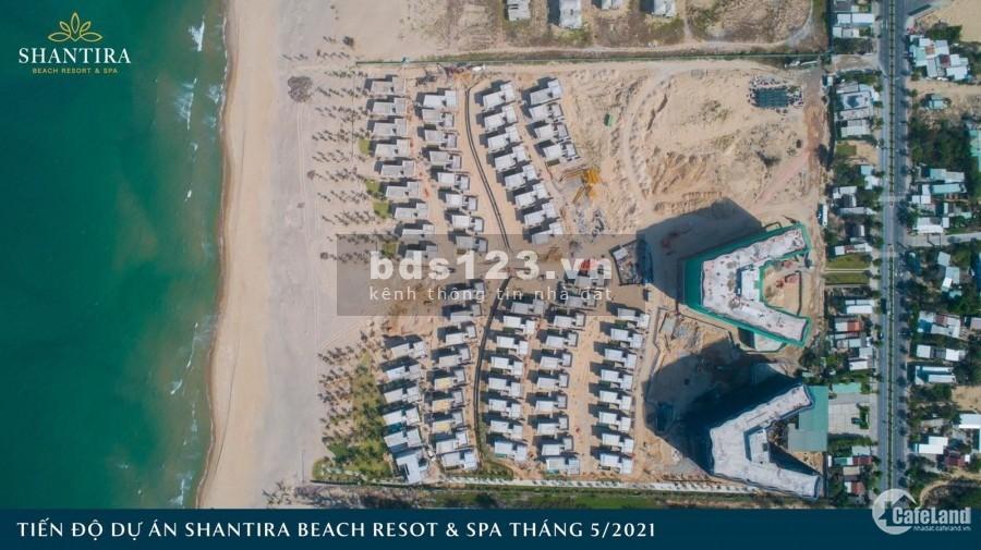 Bán căn hộ chung cư Shantira Beach Resort & Spa Hội An 1,7 tỷ