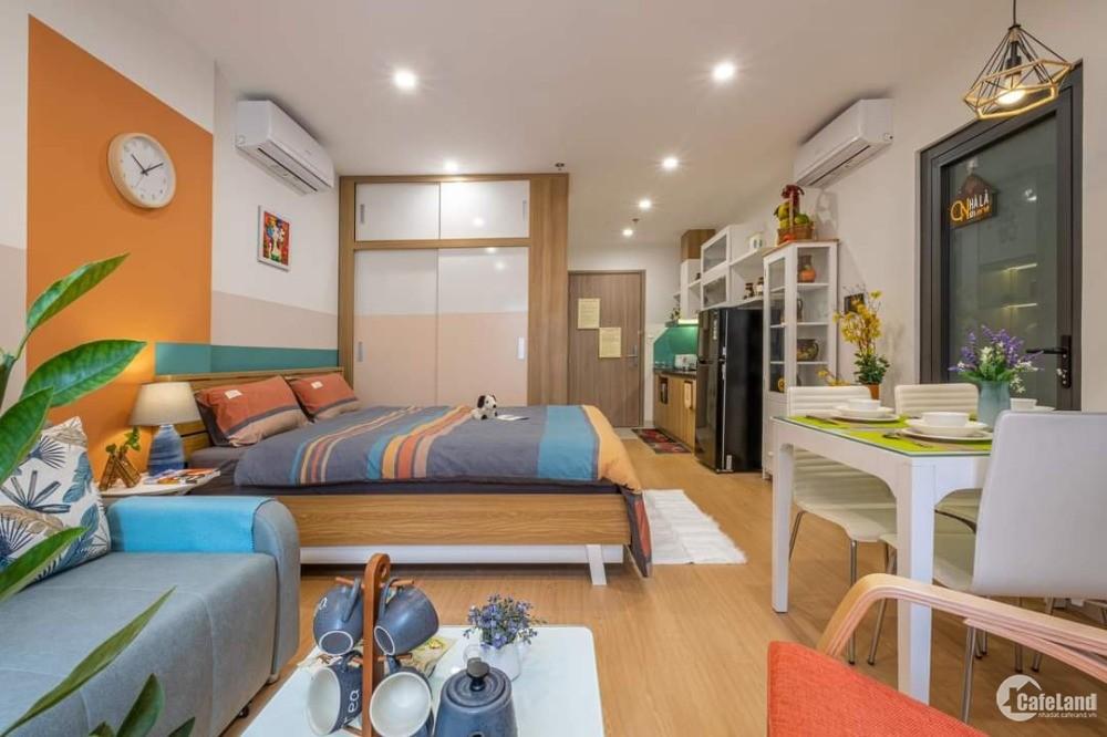 Bán nhanh Studio, 39m2, ban công ĐN, view đẹp, tầng đẹp - Vinhomes Ocean Park