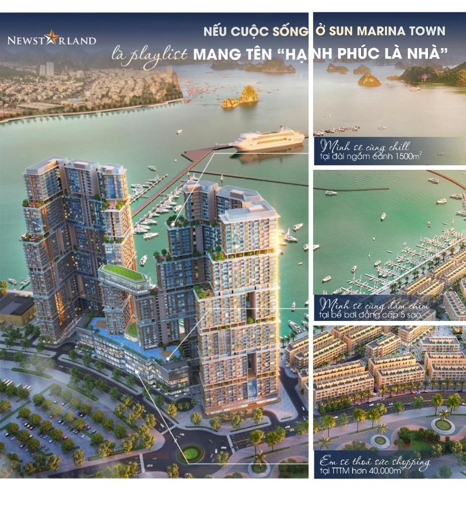 Sở hữu căn hộ mặt biển số lượng có hạn ở Hạ Long