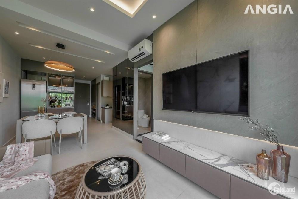 WestGate, căn hộ ngay trung tâm Bình Chánh, giá chỉ 2,2 tỷ căn 2PN, 2VS