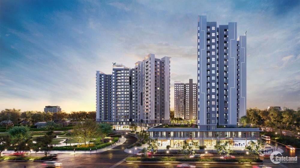West Gate đã có giấy phép xây dựng chỉ thanh toán 30% nhận nhà