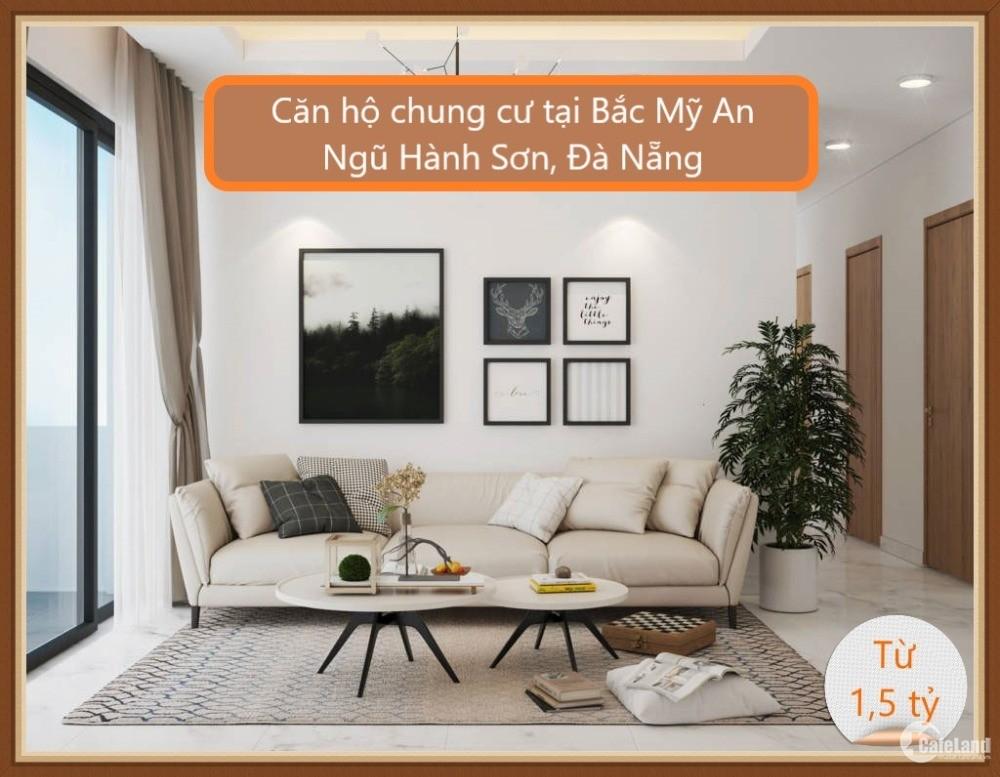 Giới hạn số lượng: Căn hộ 1-2 phòng ngủ tại Bắc Mỹ An, Ngũ Hành Sơn, Đà Nẵng