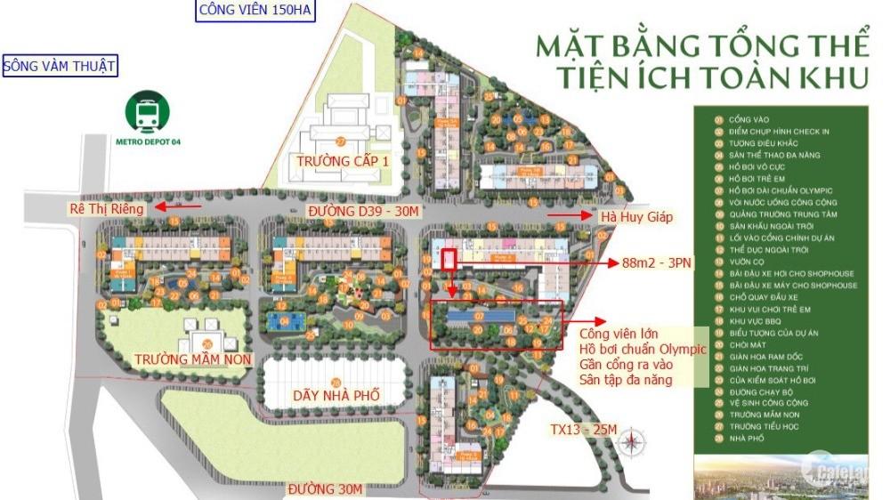 Bán căn hộ cao cấp Quận 12 TPHCM chỉ 639tr nhận nhà - căn hộ resort 5 sao - SHR