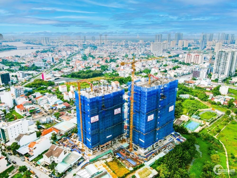 Chỉ từ 80tr/m2 căn hộ hot nhất quận 2 với giá bán xứng tầm với vị trí, chấtượng