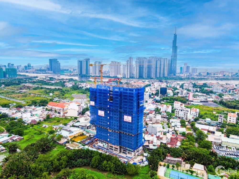 Chỉ cần thanh toán 15% từ 825 triệu đến 1 tỷ ký HĐMB sở hữu Paris Hoàng Kim.