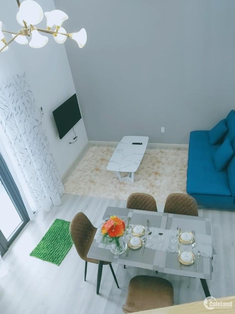 Căn hộ Ecohome trung tâm quận 3 giá từ 1,5tỷ/căn, tặng gói nội thất trị giá 80tr